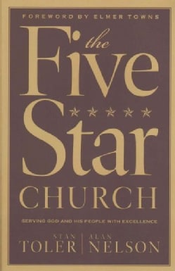 The Five Star Church (Paperback)