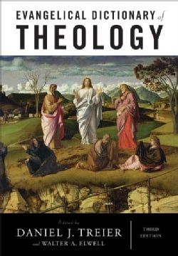 Evangelical Dictionary of Theology (Hardcover)