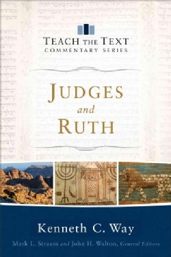 Judges and Ruth (Paperback)