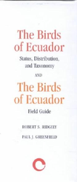 The Birds of Ecuador (Paperback)