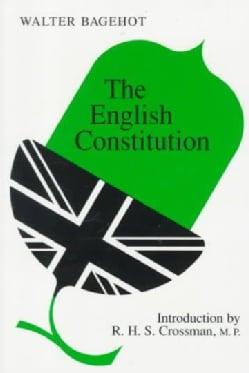 English Constitution (Paperback)