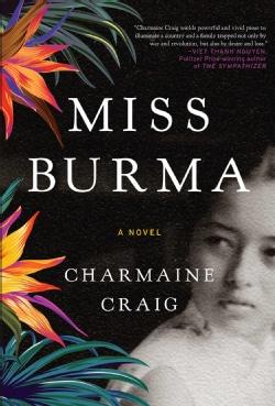 Miss Burma (Hardcover)
