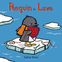 Penguin in Love (Board book)
