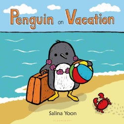 Penguin on Vacation (Board book)