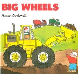 Big Wheels (Board book)