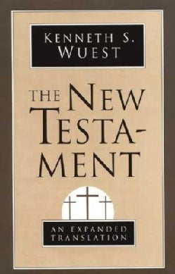The New Testament: An Expanded Translation (Paperback)