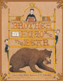 Brother Hugo and the Bear (Hardcover)