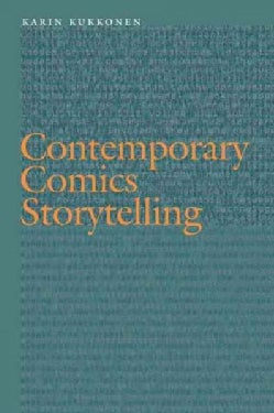 Contemporary Comics Storytelling (Hardcover)