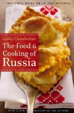 The Food And Cooking of Russia (Paperback)