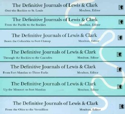 The Definitive Journals of Lewis and Clark (Paperback)
