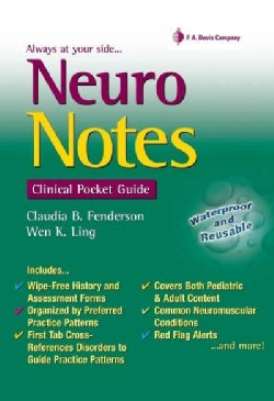 Neuro Notes: Clinical Pocket Guide (Paperback)