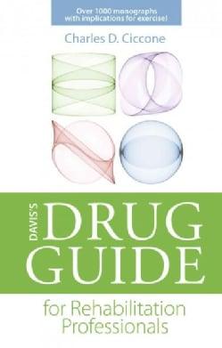 Davis's Drug Guide for Rehabilitation Professionals (Paperback)