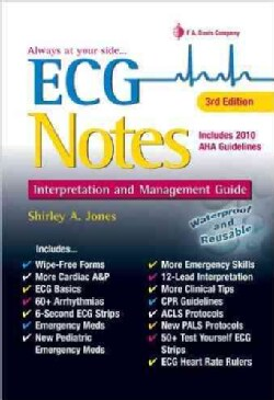 ECG Notes: Interpretation and Management Guide (Paperback)