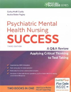 Psychiatric Mental Health Nursing Success: A Q & A Review Applying Critical Thinking to Test Taking