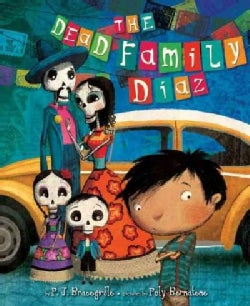 The Dead Family Diaz (Hardcover)