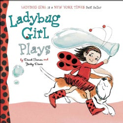 Ladybug Girl Plays (Board book)