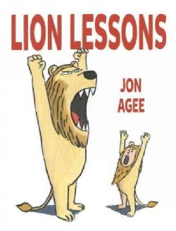 Lion Lessons (Hardcover)