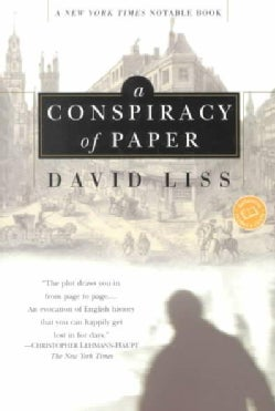 A Conspiracy of Paper (Paperback)