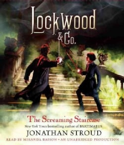 The Screaming Staircase (CD-Audio)