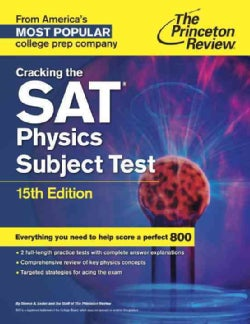 Cracking the Sat Physics Subject Test (Paperback)