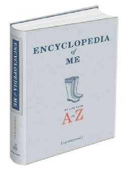 Encyclopedia of Me: My Life from A-Z (Record book)