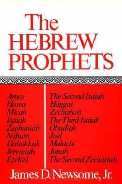The Hebrew Prophets (Paperback)