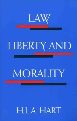 Law, Liberty and Morality (Paperback)