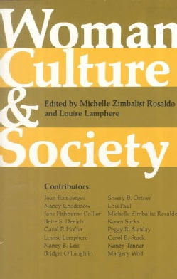 Woman, Culture and Society (Paperback)
