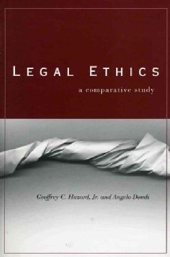 Legal Ethics: A Comparative Study (Hardcover)
