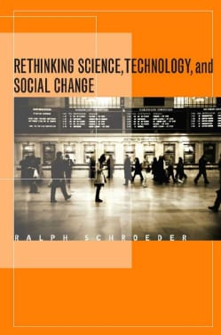 Rethinking Science, Technology, and Social Change (Hardcover)