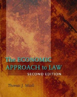 The Economic Approach to Law (Hardcover)