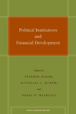 Political Institutions and Financial Development (Hardcover)