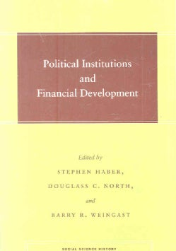 Political Institutions and Financial Development (Paperback)