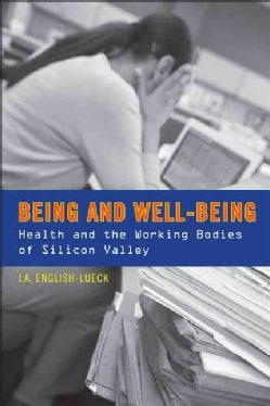 Being and Well-Being: Health and the Working Bodies of Silicon Valley (Hardcover)