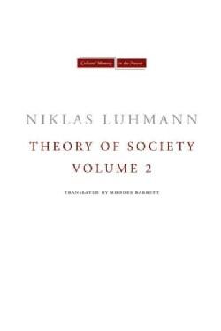 Theory of Society (Paperback)