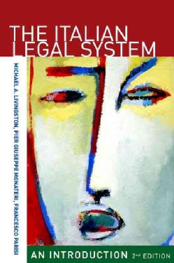 The Italian Legal System: An Introduction (Hardcover)