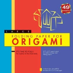Folding Paper for Origami (Paperback)
