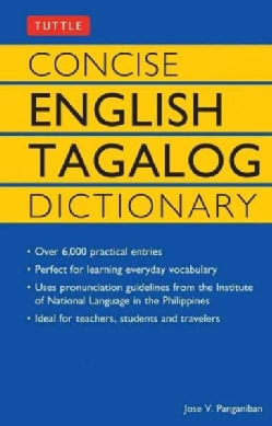 Concise English-Tagalog Dictionary (Paperback)