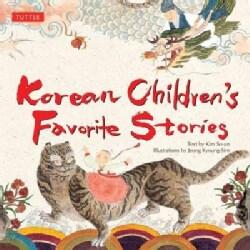 Korean Children's Favorite Stories (Hardcover)