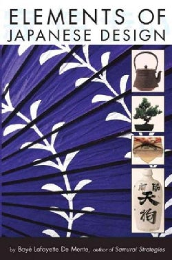 Elements of Japanese Design (Paperback)