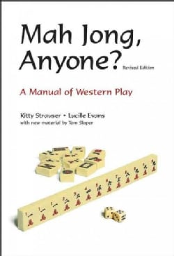 Mah Jong, Anyone?: A Manual of Western Play (Hardcover)