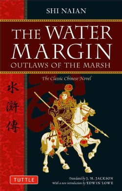 The Water Margin: Outlaws of the Marsh (Paperback)