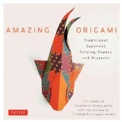 Amazing Origami: Traditional Japanese Folding Papers and Projects (Paperback)