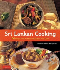 Sri Lankan Cooking: 64 Recipes from the Chefs and Kitchens of Sri Lanka (Paperback)