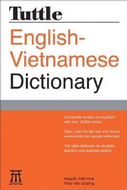 Tuttle English-Vietnamese Dictionary (Paperback)
