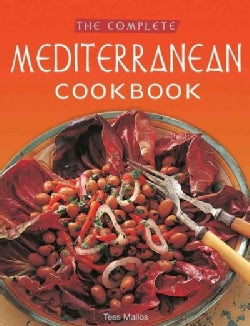 The Complete Mediterranean Cookbook (Paperback)
