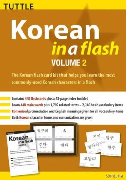 Korean in a Flash Kit
