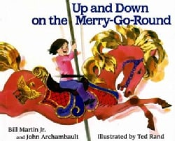 Up and Down on the Merry-Go-Round (Paperback)