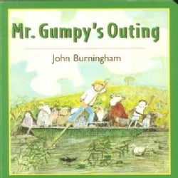 Mr. Gumpy's Outing (Board book)
