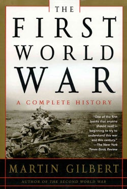 The First World War: A Complete History (Paperback)